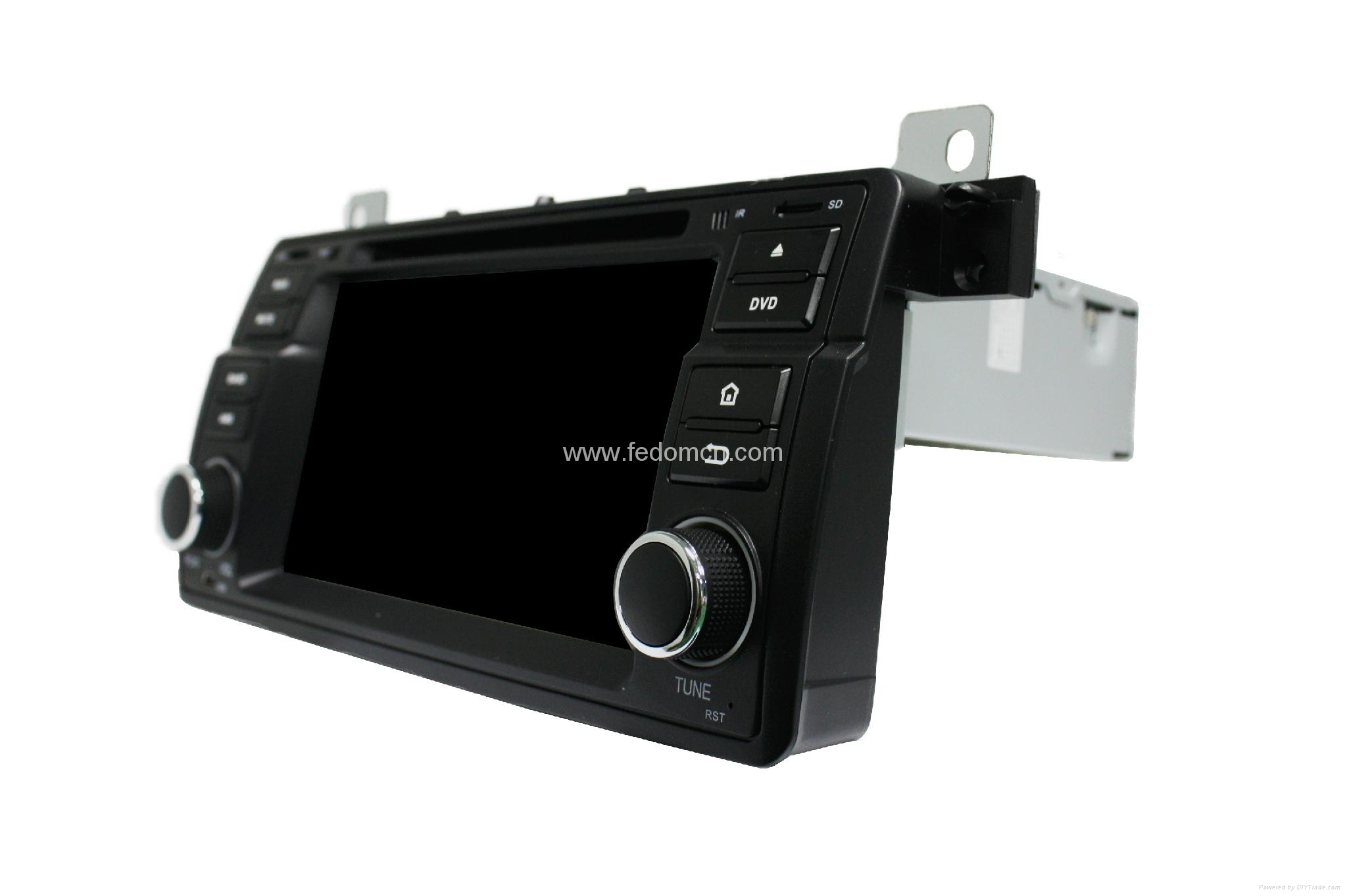 Android Car DVD GPS For BMW E46 3