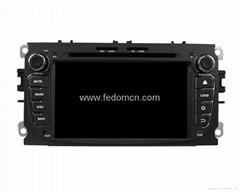 Android Car DVD GPS For Mondeo/  Focus
