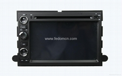 Android Car DVD GPS For Ford Explorer