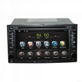Android Car DVD GPS For Kia Ceed
