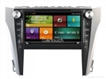 Cartouch® Car DVD GPS for Toyota Camry