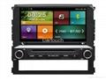 Cartouch® Car DVD GPS Navigation for Toyota Land Cruiser Radio iPod Bluetooth