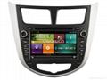 Cartouch® Car DVD GPS for Hyundai Verna
