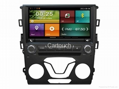 Cartouch® Car DVD GPS for Ford Mondeo FM Radio RDS iPod BT Phone Link CT-9006