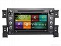 Cartouch® Car DVD GPS for Suzuki Grand