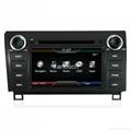 FeDom® Car DVD GPS Navigation Audio Radio for Toyota Tundra Sequoia (C7047TT)