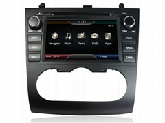 FeDom® Car DVD GPS Radio RDS iPod Bluetooth A2DP Car Audio for Nissan Altima