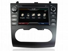 FeDom® Car DVD GPS Radio RDS iPod Bluetooth A2DP Car Audio for Nissan Altima