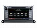 FeDom® Car DVD GPS Radio RDS iPod Bluetooth A2DP Car Audio for Toyota Sienna