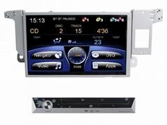FeDom® Car DVD GPS Navigation Audio Radio RDS BT A2DP For Lexus ES250 2012