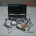 Cartouch® Car DVD GPS Navigation for Toyota Land Cruiser Radio iPod Bluetooth 6