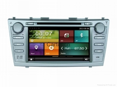 Cartouch® Car DVD GPS Navigation for Toyota Camry Radio iPod Bluetooth CT-7001