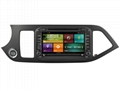 Cartouch® Car DVD GPS for Kia Morning FM