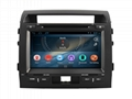 Android Car DVD GPS For Toyota Land Cruiser S8069