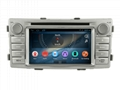 Android Car DVD GPS For Toyota Hilux