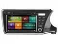 Cartouch® Car DVD GPS for Honda City