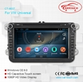 Android Car DVD GPS For VW Universal