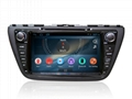 Android Car DVD GPS For Suzuki S-Cross