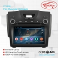 Android Car DVD GPS For Chevrolet S10