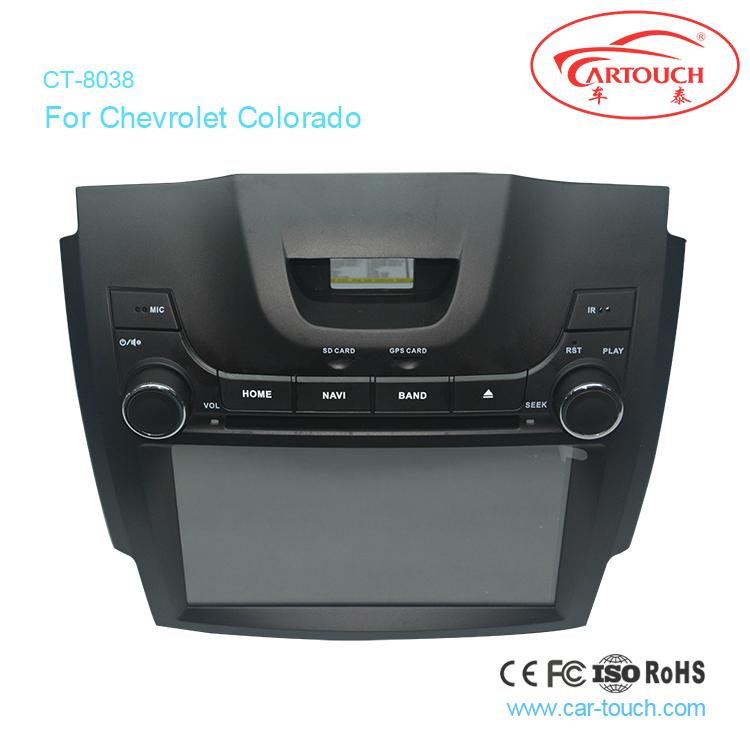 Android Car DVD GPS For Chevrolet S10 2