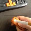 U盘充电式打火机 2