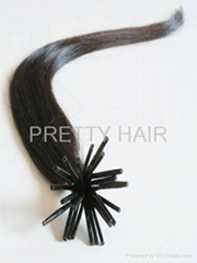I-tip hair extension