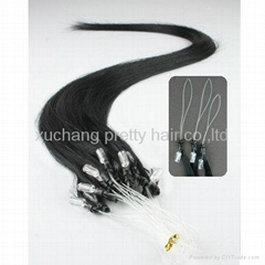 Body Wave Micro Ring Remy Indian Human