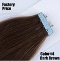 Brazilian Virgin Hair Tape hair
