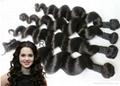 18inch 100% Virgin Brazilian Hair Loose