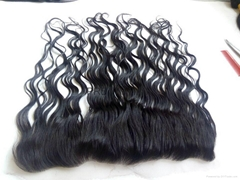 16inch unprocessed Brazilian hair Lace
