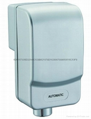 Laboratory induction faucet