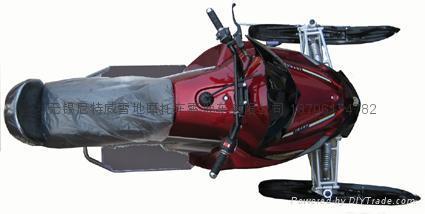 雪地摩托车 雪地车 雪摩托 滑雪车 雪撬 滑雪板 2