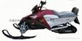 雪地摩托车 雪地车 雪摩托 滑雪车 雪撬 滑雪板 3