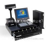 HP-1000 POS收款機