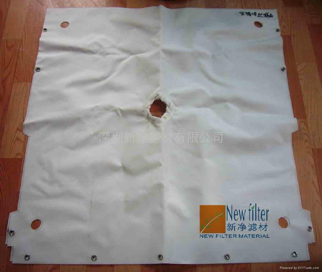 Polypropylene Press Cloths 1