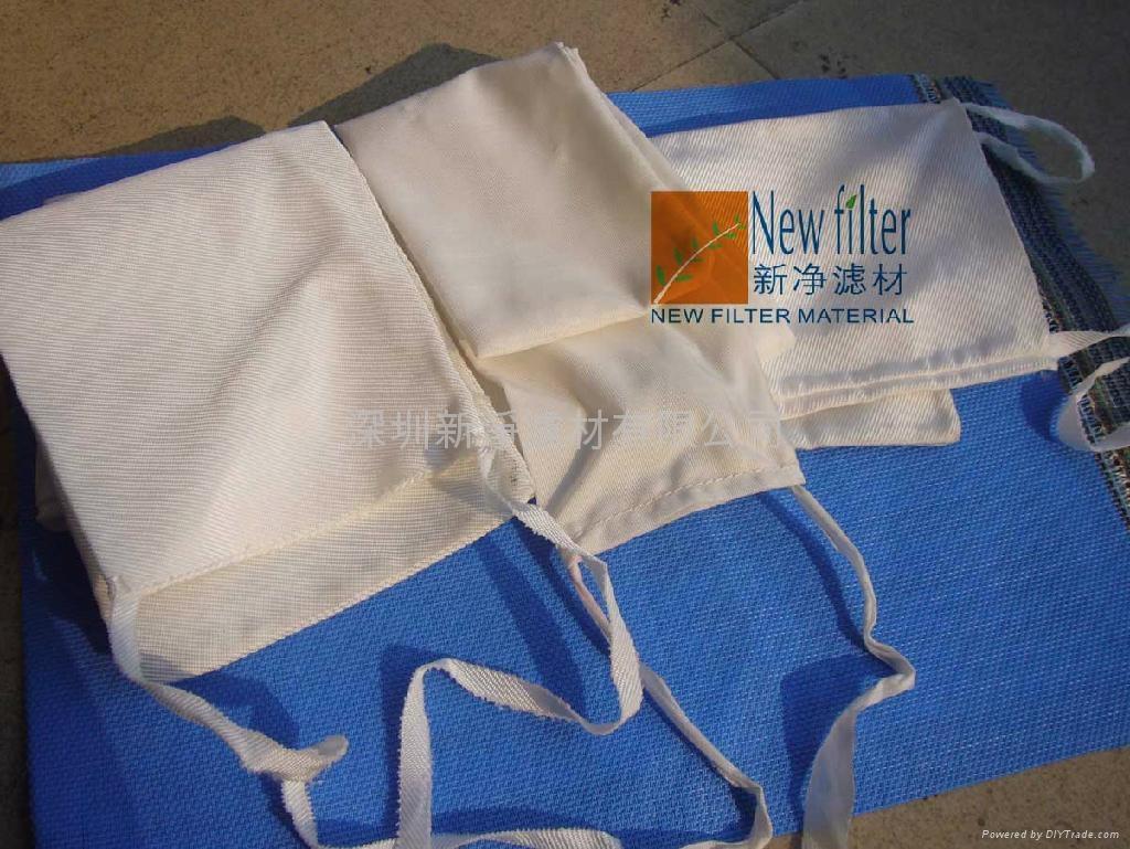 電鍍用過濾布袋 1