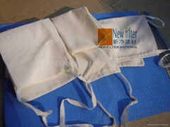 Plating filter bags