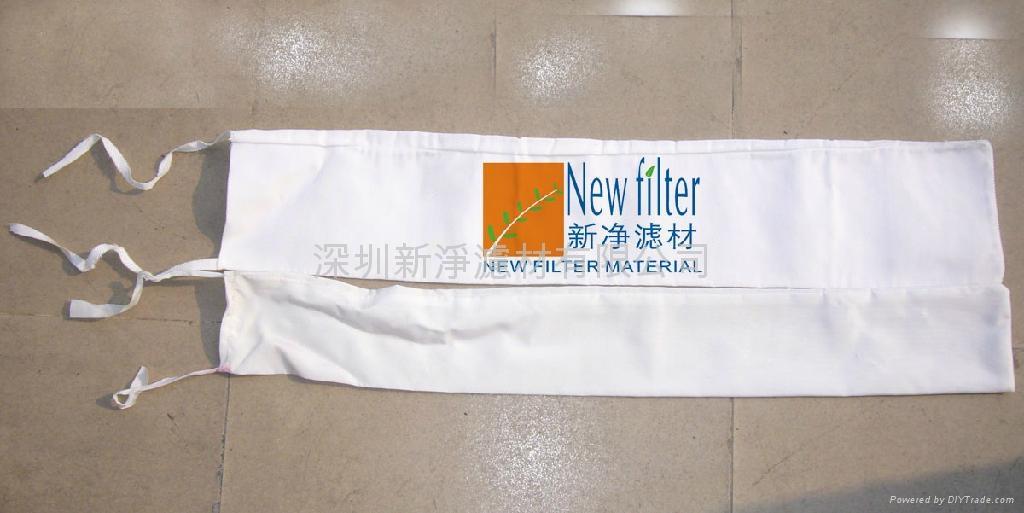 電鍍用過濾布袋 2