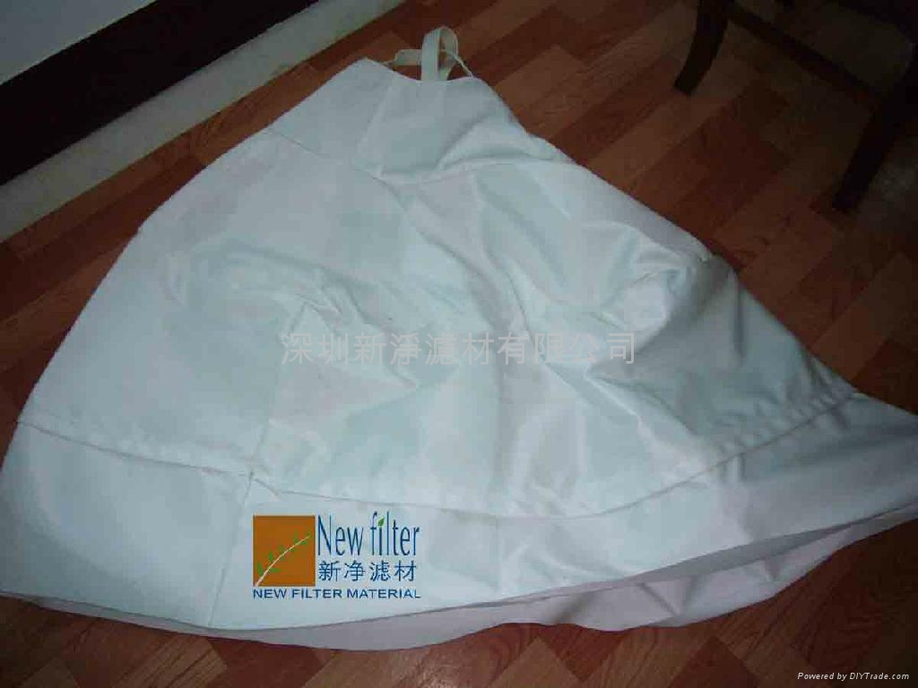 Centrifuge filter bags 2