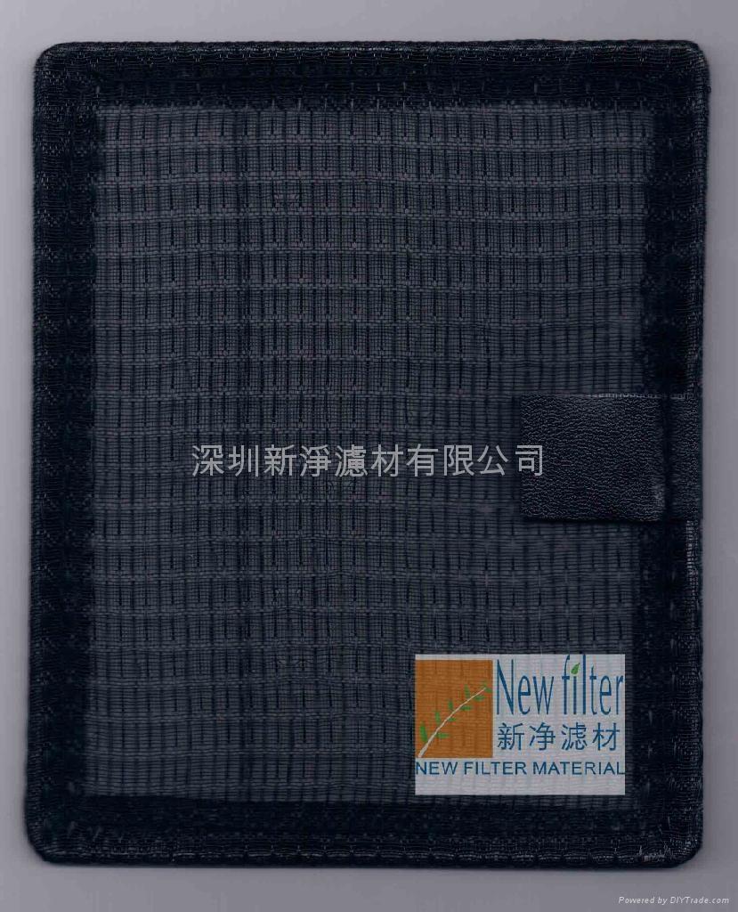 Nylon mesh air pre filter 2