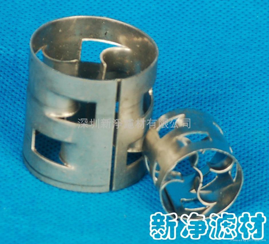 金属散堆填料鲍尔环