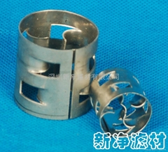 Stainless Steel Pall Ring
