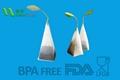 pyramid tea mesh bag