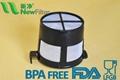 Coffee nylon pet filter