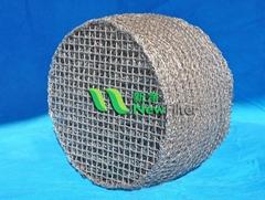 不锈钢丝网除沫除雾器