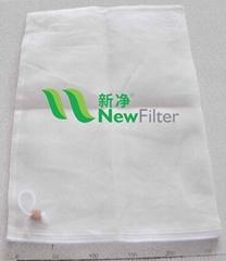Nylon wire mesh bag silk milk wine mesh filter