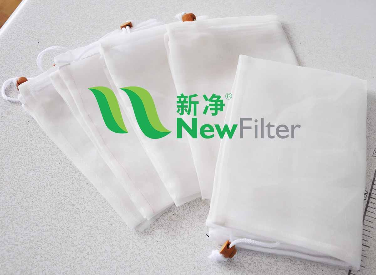 液体食品丝网过滤袋