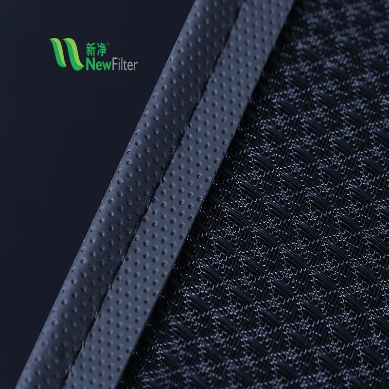 Nylon mesh air pre filter 5
