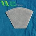 Coffee Nylon PET PA66 filter mesh Food Grade 12