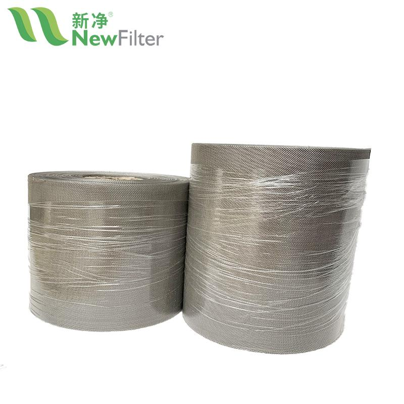 不锈钢丝网分切